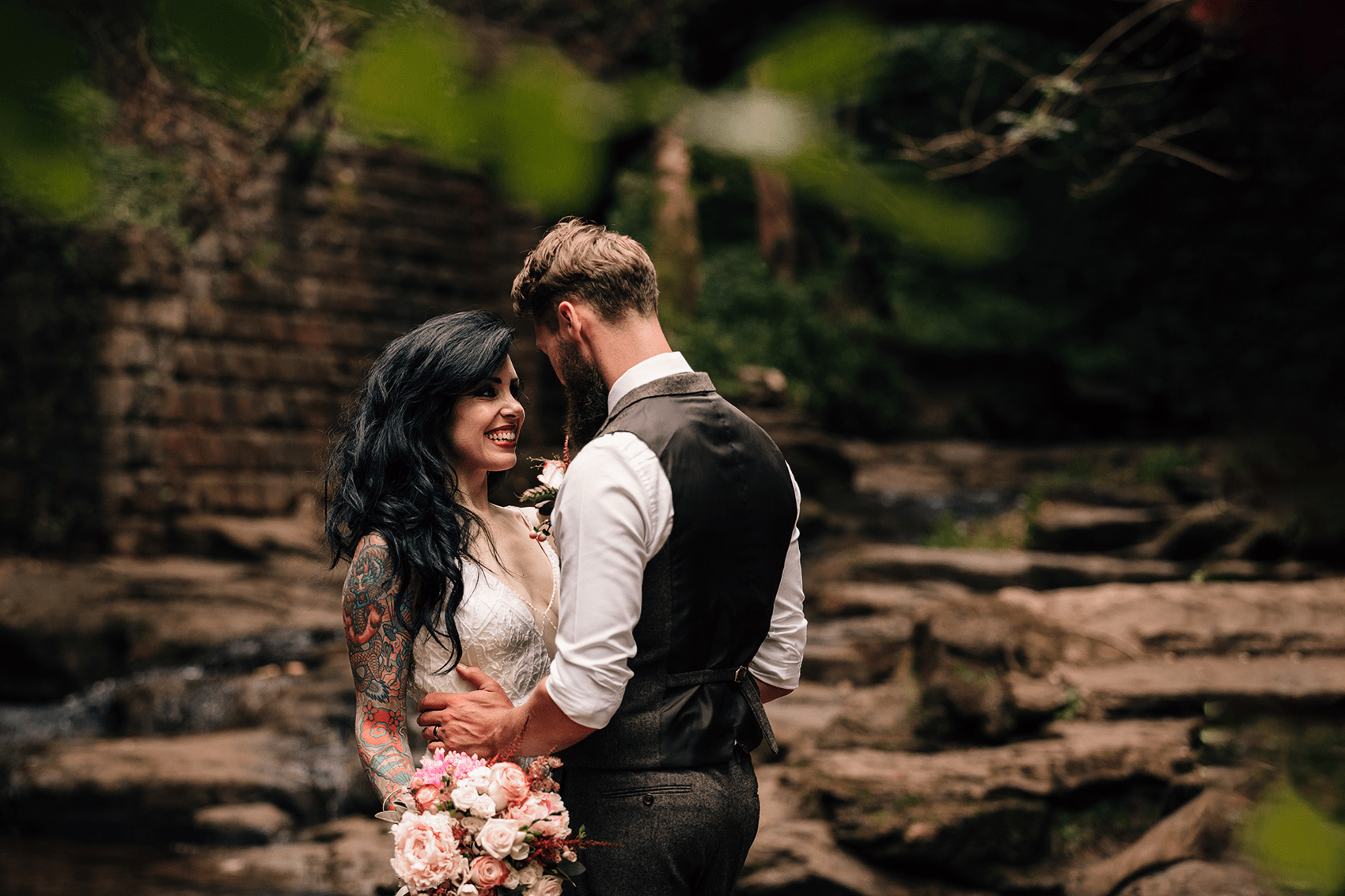 Micro wedding photography pricing packages