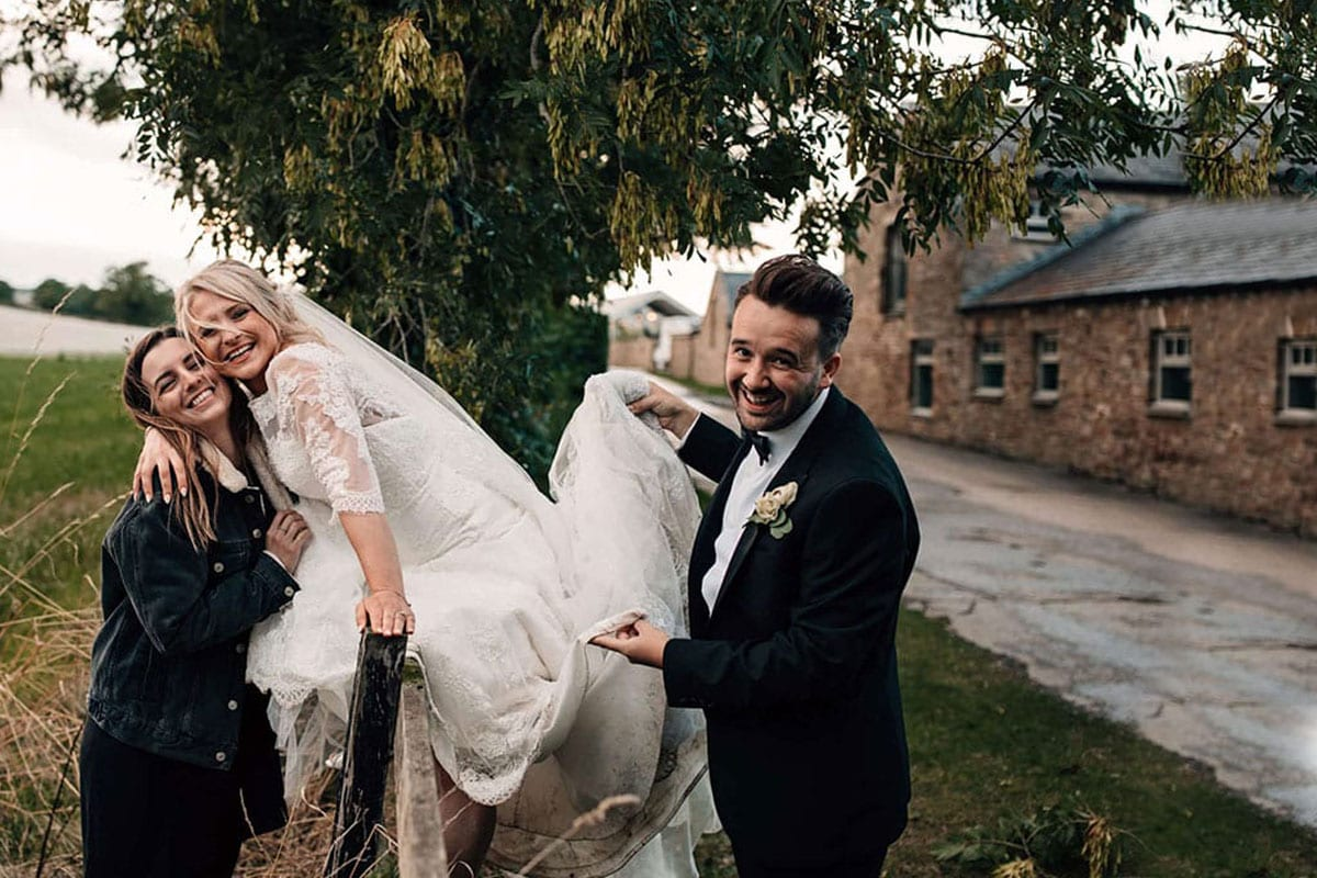 our documentary wedding photography approach